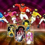 Power Rangers Memory Matching – Brain Puzzle Game