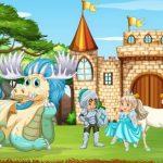 Princess And Dragon