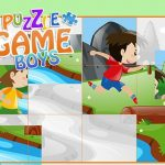 Puzzle Game Boys – Cartoon
