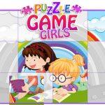 Puzzle Game Girls – Cartoon