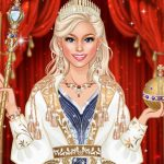 Queen Fashion Salon – Royal Dress Up