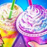 Rainbow Ice Cream