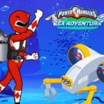 Save Power Rangers From Ocean Zombies – Pin Pull