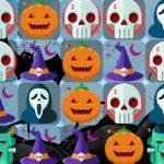 Scary Halloween Match 3