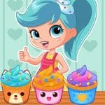 Shopkins: Shoppie Cupcake Maker