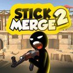 Stickman Merge 2