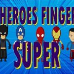 Super Heroes Finger
