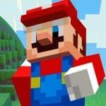 Super Mario MineCraft Runner