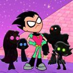 Super Titans Go Teen