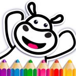Toddler Coloring Game
