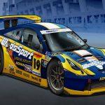 Toyota Racing Cars Jigsaw