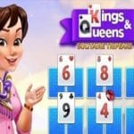 Tripeaks Solitaire: Kings and Queens
