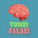 True or false quiz