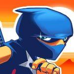 Up Down Ninja Game