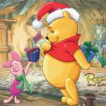 Winnie the Pooh Christmas Jigsaw Puzzle