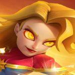 wonder woman of Superheroes – Empires Mobile