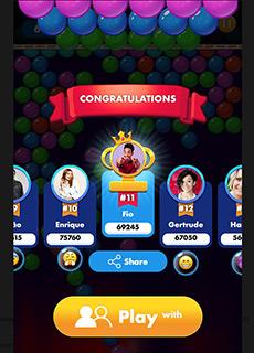 Image Jewels Blitz Challenge